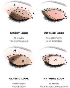 Dramatic Eye Makeup, Simple Eye Makeup, Dramatic Eyes, Natural Makeup Looks, Eye Makeup Tips, Skin Makeup, Makeup Eyeshadow, Makeup Ideas, Makeup Geek