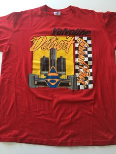 A personal favorite from my Etsy shop https://www.etsy.com/listing/486600690/awesome-vintage-80s-valvoline-detroit