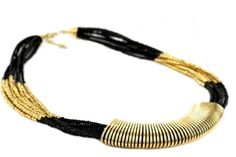 """Collier ethnique Nubian""-Collier ethnique style africain"