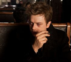 "Dane DeHaan as James Dean and Robert Pattinson as the LIFE magazine photographer Dennis Stock in drama ""Life"" by Anton Corbjin"