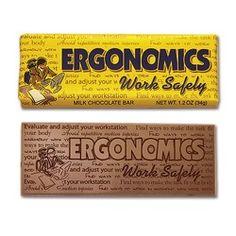 Ergonomics 2x 5 Chocolate Bar