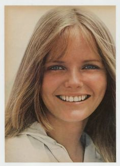 Cheryl Tiegs, the face of the 70's