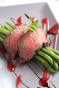 Roastbeef für Feinschmecker  ein Bild sagt mehr als tausend Worte. Einfach nur köstlich.