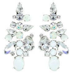 Boucle d'oreille n°175 ELENA  www.reminiscenceparis.com #reminiscence #reminiscenceparis #jewels