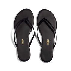 Cute Flip Flops, Black Flip Flops, Black Sandals, Leather Sandals, Pretty Sandals, Simple Sandals, Leather Flip Flops Womens, Cowhide Leather, Black Leather