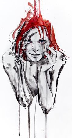 agnes-cecile added a new photo — with Javidan Murshud and Ceyhun Coshqun. Art Journal Pages, Agnes Cecile, Pineapple Images, Cool Sketches, Erotic Art, Easy Drawings, Dark Art, Buy Art, Illustration Art