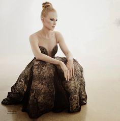 "Nicole Kidman in ""Princess Diary"" by James White for Harper's Bazaar Australia  December 2013"