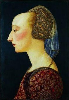 Unknown Artist Florentine School Portrait 1460-70