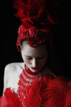 <3  zsazsabellagio      Katie Louise by Allan Jenkins