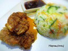 Crunchy Honey Soy Chicken