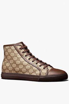 Gucci - Men's Shoes - 2012 Fall-Winter #sneakerswinter