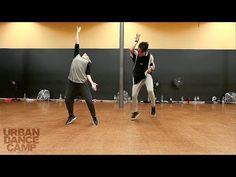 """Rude"" by Magic! :: Koharu Sugawara ft. Yuki Shibuya (Choreography) :: URBAN DANCE CAMP - YouTube"