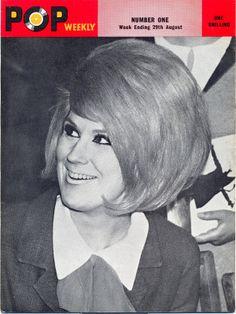 Pop Weekly, August 29, 1964 — Dusty Springfield