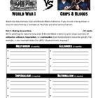 This is a very popular assignment for students as they get to watch a documentary about gangs in LA. The activity requires students to use higher o...