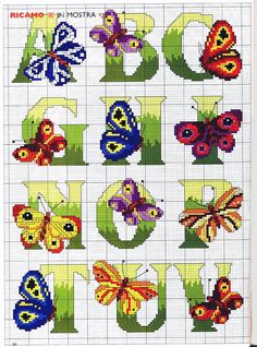 abc+borboletas+1.jpg (1139×1535)