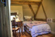 Modern Country Style: 50 AMAZING And Inspiring Modern Country Attic Bedrooms
