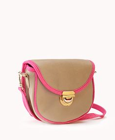 #Beige #Neon #Forever21 #Crossbody #Bag Save this image and add it to your closet! http://wishi.me
