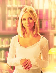 Sarah / Buffy ♥ from Bewitched, Bothered and Bewildered (S2.16)