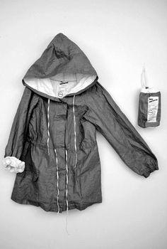 FASHION FUTURE: Tyvek - Envelopes, raincoats, dresses, bags, post-industrial folk wear and more.....