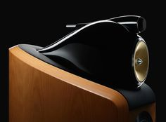 Speaker design by Bowers Wilkins