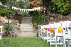 Alison and Grant's wedding
