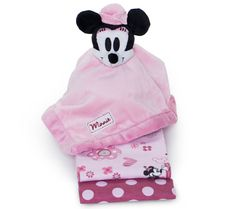 Minnie Mouse Nursery Collection | Disney Baby. If we have a girl, this will be her nursery theme! Love. Love. Love.