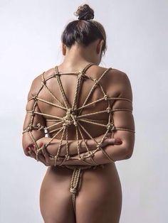 1000+ images about 5. bondage art on Pinterest | Ropes ...