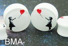 Want these Banksy gauges soooooo badly!