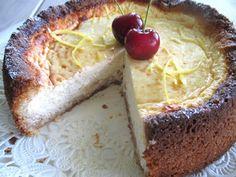 Tinskun keittiössä: Ihan paras New York cheesecake, viljaton ja vhh Yeast Overgrowth, New York, Camembert Cheese, Cheesecake, Gluten Free, Baking, Food, Kitchen, Glutenfree