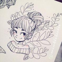 Cute Concept doodle!