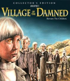 John Carpenter - Village of the Damned - Scream Factory