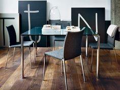 Zanotta Lia Dining Chair by Roberto Barbieri - Chaplins