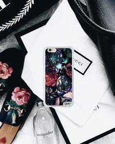 Phone Cases U2013 Dark Roses IPhone 5,6,6plus7+ Armor Silicone Case U2013 A