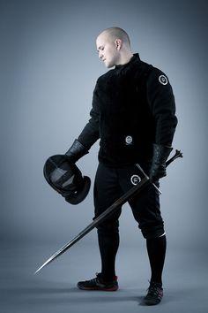 Western historical fencing