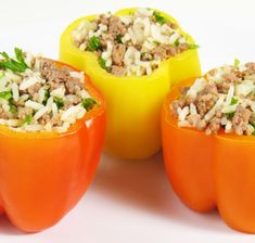 Recipes/Dinner/Stuffed-Peppers | Zone Diet | Home of Anti-Inflammatory Nutrition