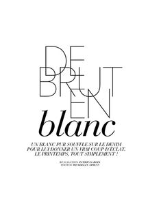 de brut en blanc: eva downey by wendelin spiess for elle france 3rd may 2013 | visual optimism; fashion editorials, shows, campaigns  more!