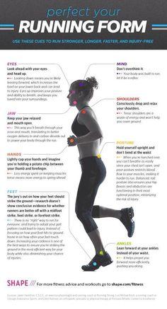 Grandes consejos para correr mejor. #Running.