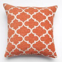 Club Lattice Decorative Pillow - 20'' x 20''