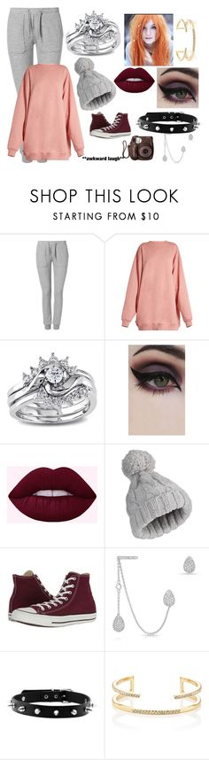 """NightMare"" by maya-fischbach on Polyvore featuring Zoe Karssen, Acne Studios, Miadora, Concrete Minerals, Miss Selfridge, Converse, Fujifilm and Jules Smith"