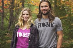 Check out the new HOME shirts for New Brunswick! Where do you call home?  www.myhomeapparel.com  #myHOMEapparel #Canadian #Fashionwear #HOME #Shirts