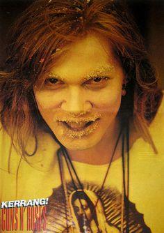 Photos de Guns N' Roses > Axl Rose - Rares - page 7
