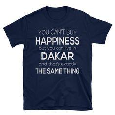 Funny Dakar T-Shirt