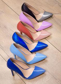 69513a28 Szpilki Asymetric Pink High Heels / Szpilki / Obuwie damskie - Modne buty,  stylowe ubrania i obuwie damskie, sklep z butami i ubraniami, modne buty  letnie i ...