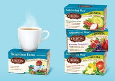 FREE Celestial Seasonings Wellness Tea Sample