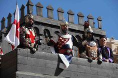 Las Embajadas ponen el punto de dramatismo al programa de Fiestas - Informacion.es