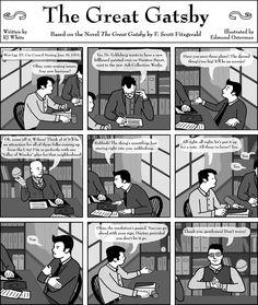 Literary Analysis: The Great Gatsby