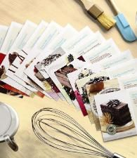 DCD Recipe Cards