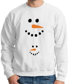 Pregnant Snowman Belly Maternity Themed Crewneck Sweatshirt Large White ThisWear http://www.amazon.com/dp/B00FGA7J76/ref=cm_sw_r_pi_dp_rrEUtb09HZ3WWA2T