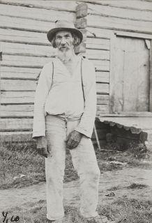 Mies 1908, kuva Samuli Paulaharju