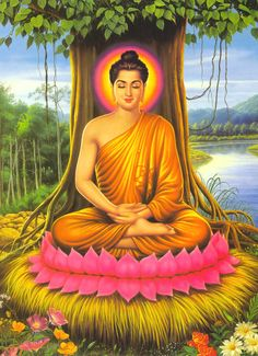 An important belief of the Buddhist religion is 'finding the middle path' this is the same concept as enlightenment. It explains further that you cannot live in the extremes but become one with your surroundings, then is when you will learn compassion and reach enlightenment. Once you have reached enlightenment you no longer have to reincarnate, since the purpose of reincarnation is to learn compassion for others and to become closer to enlightenment.